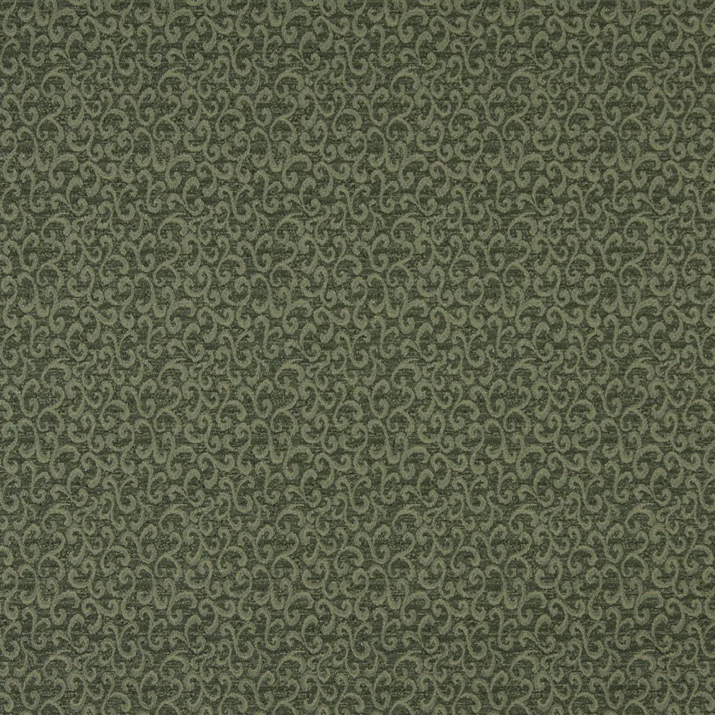 Essentials Sage Green Paisley Upholstery Fabric / Cypress