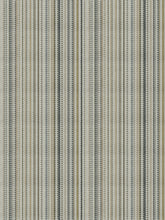 Load image into Gallery viewer, 2 Colorways Stripe Multi Color Velvet Upholstery Fabric Green Blue Gray Pink Beige
