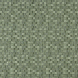 Essentials Sage Sea Green Mosaic Upholstery Fabric / Aloe