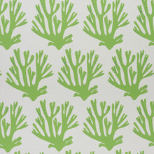 Load image into Gallery viewer, Schumacher Coral Wallpaper / Green