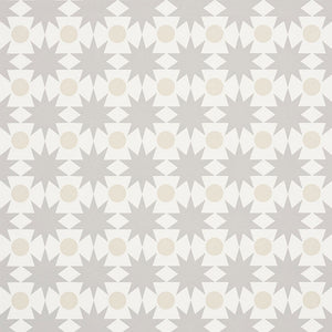 Schumacher Cosmos Wallpaper / Neutral