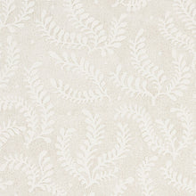 Load image into Gallery viewer, Schumacher Etched Fern Wallpaper / Natural