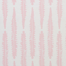Load image into Gallery viewer, Schumacher Fern Wallpaper / Pink