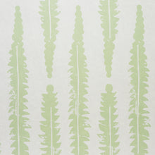Load image into Gallery viewer, Schumacher Fern Wallpaper / Sage