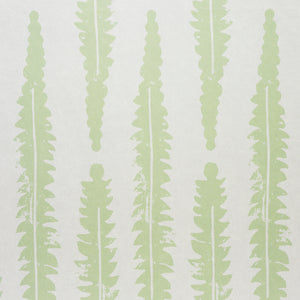 Schumacher Fern Wallpaper / Sage