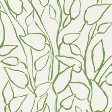 Load image into Gallery viewer, Schumacher Solandra Vine Wallpaper / Leaf