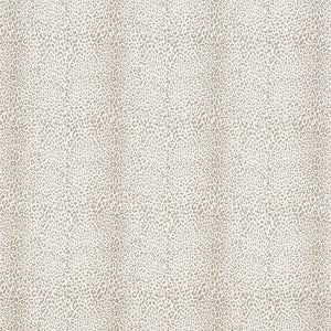 Schumacher Mini Leopard Outdoor Fabric / Dove