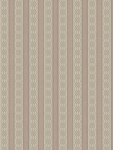 4 Colorways Stripe Trellis Upholstery Fabric Blush Gray Beige Black Green