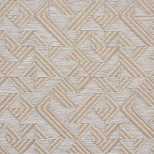 Load image into Gallery viewer, SCHUMACHER EBERLY FABRIC / TAUPE