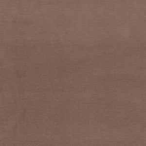 SCHUMACHER GAINSBOROUGH VELVET FABRIC / TAUPE