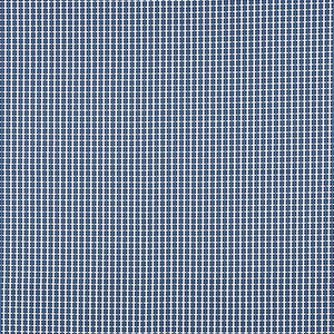 SCHUMACHER CROSSTOWN FABRIC / TILE BLUE