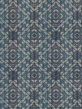 Load image into Gallery viewer, 3 Colorways Ombre Geometric Upholstery Fabric Blue Green Beige
