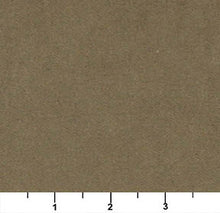 Load image into Gallery viewer, Essentials Cotton Velvet Tan Upholstery Drapery Fabric