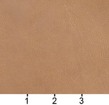 Load image into Gallery viewer, Essentials Breathables Heavy Duty Faux Leather Upholstery Vinyl / Tan