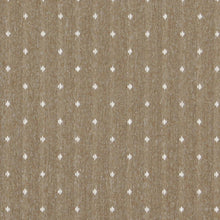 Load image into Gallery viewer, Essentials Tan Beige Upholstery Fabric / Toast Dot