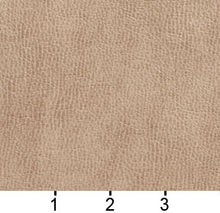 Load image into Gallery viewer, Essentials Breathables Tan Heavy Duty Faux Leather Upholstery Vinyl / Birch