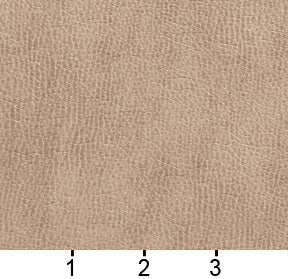 Essentials Breathables Tan Heavy Duty Faux Leather Upholstery Vinyl / Birch