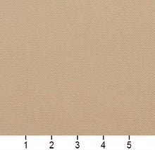 Load image into Gallery viewer, Essentials Cotton Twill Tan Upholstery Fabric / Khaki