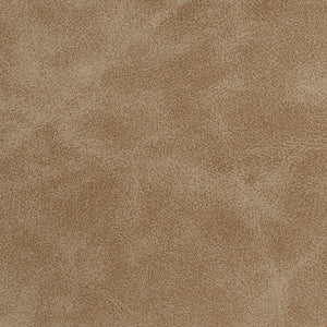 Essentials Breathables Tan Heavy Duty Faux Leather Upholstery Vinyl / Mushroom