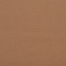 Load image into Gallery viewer, Essentials Cotton Twill Tan Upholstery Fabric / Sandalwood