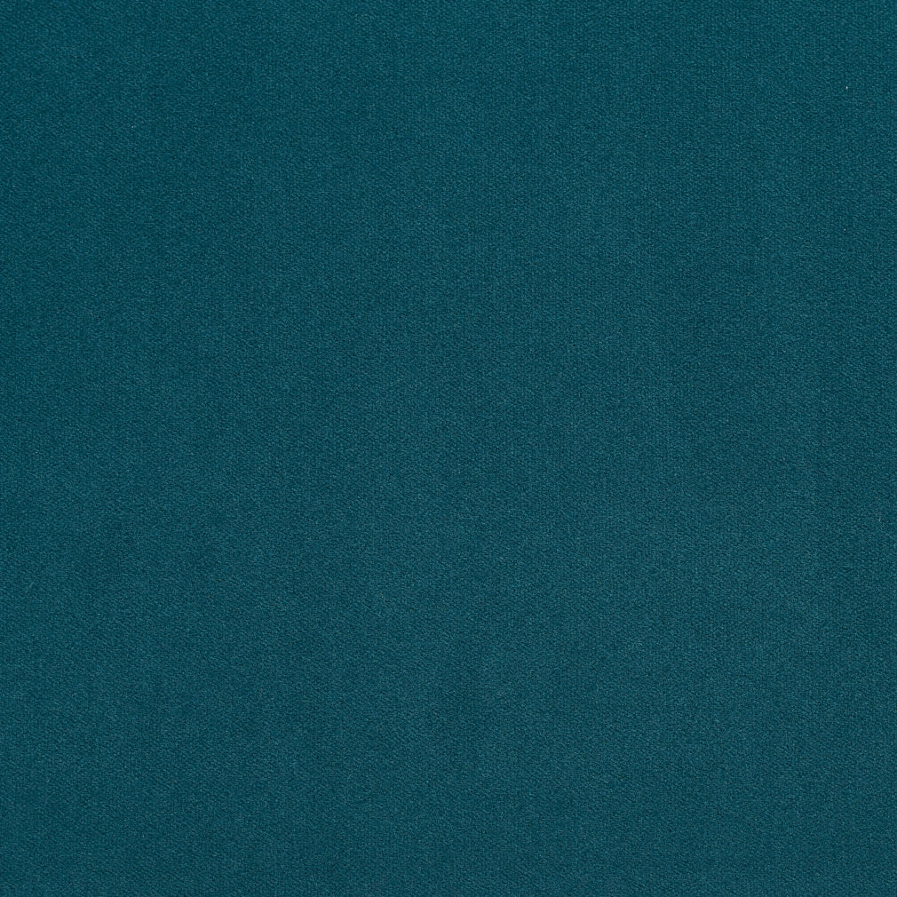 Essentials Crypton Velvet Teal Upholstery Drapery Fabric