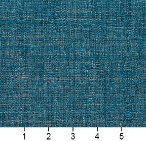 Essentials Crypton Turquoise Upholstery Drapery Fabric / Peacock