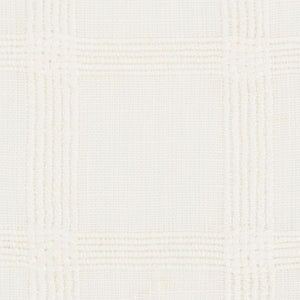 SCHUMACHER PAULINE FABRIC / WHITEWORK