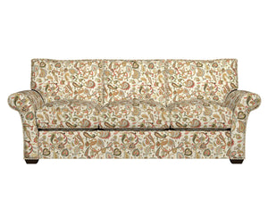 Essentials Cityscapes White Blue Red Green Yellow Floral Paisley Upholstery Drapery Fabric