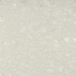 Essentials Velvet Upholstery Fabric / White Crushed