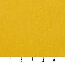 Load image into Gallery viewer, Essentials Cotton Twill Yellow Upholstery Fabric / Canary