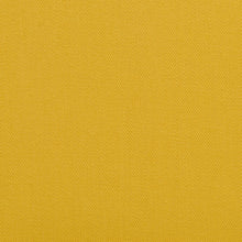 Load image into Gallery viewer, Essentials Cotton Twill Yellow Upholstery Fabric / Lemon