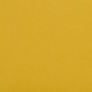 Essentials Cotton Twill Yellow Upholstery Fabric / Lemon