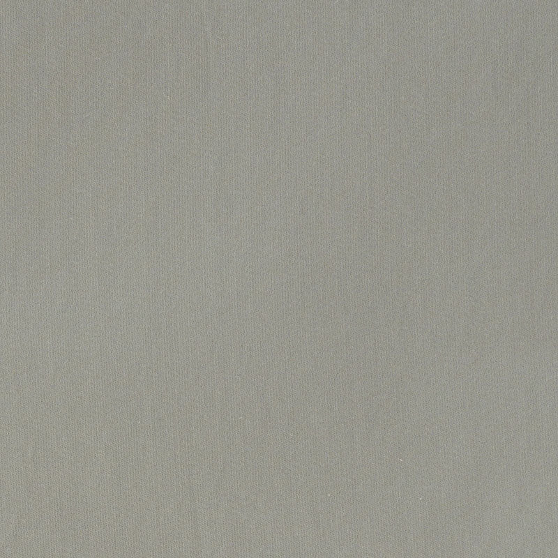 SCHUMACHER LUCA SATIN FABRIC / ZINC