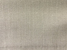 Load image into Gallery viewer, Mid Century Modern MCM Faux Linen Glazed Textured Froth Neutral Greige Beige Linen Chino Sand Upholstery Drapery Fabric RMC-SMII