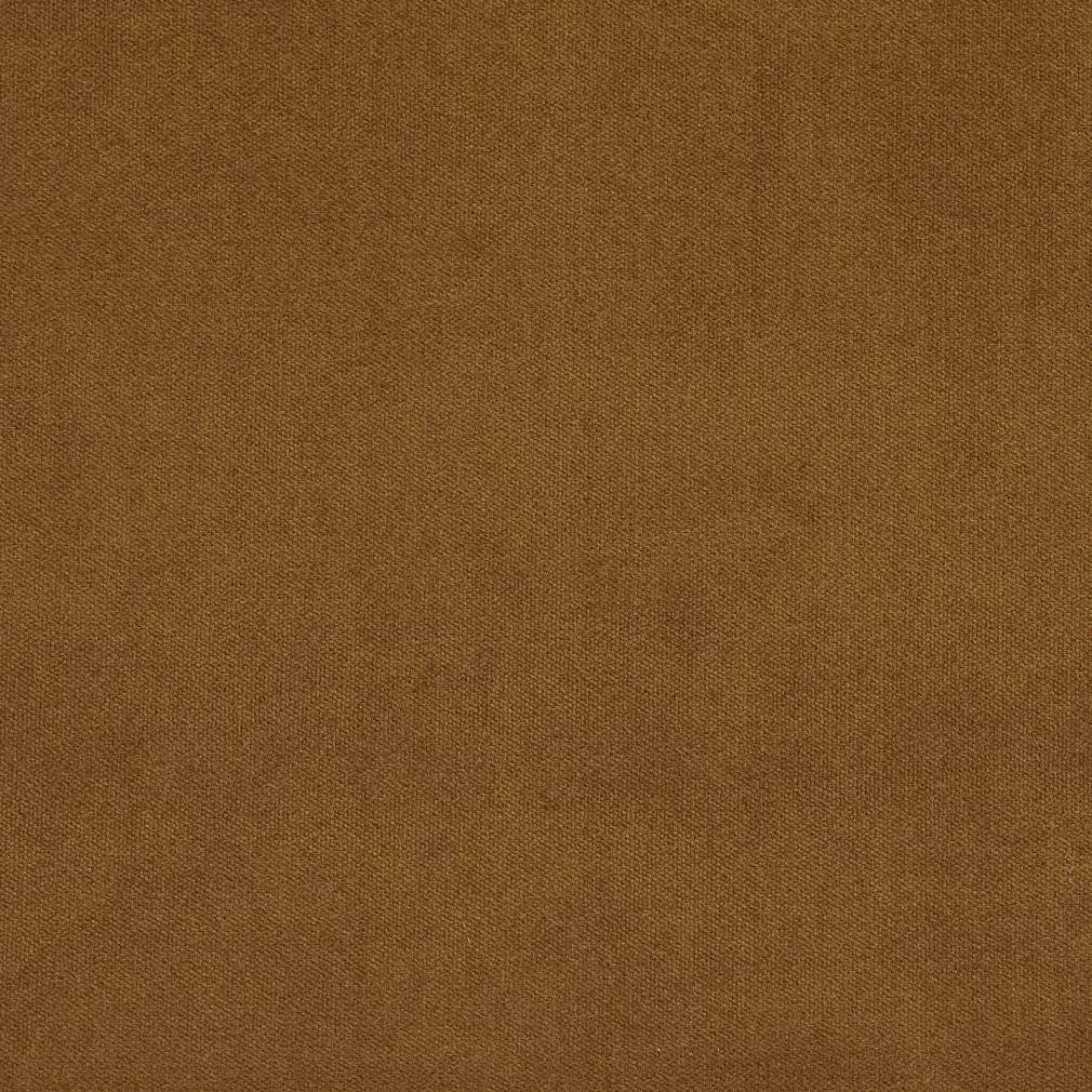 Essentials Crypton Performance Abrasion Stain Fade Resistant Velvet Upholstery Fabric / Caramel