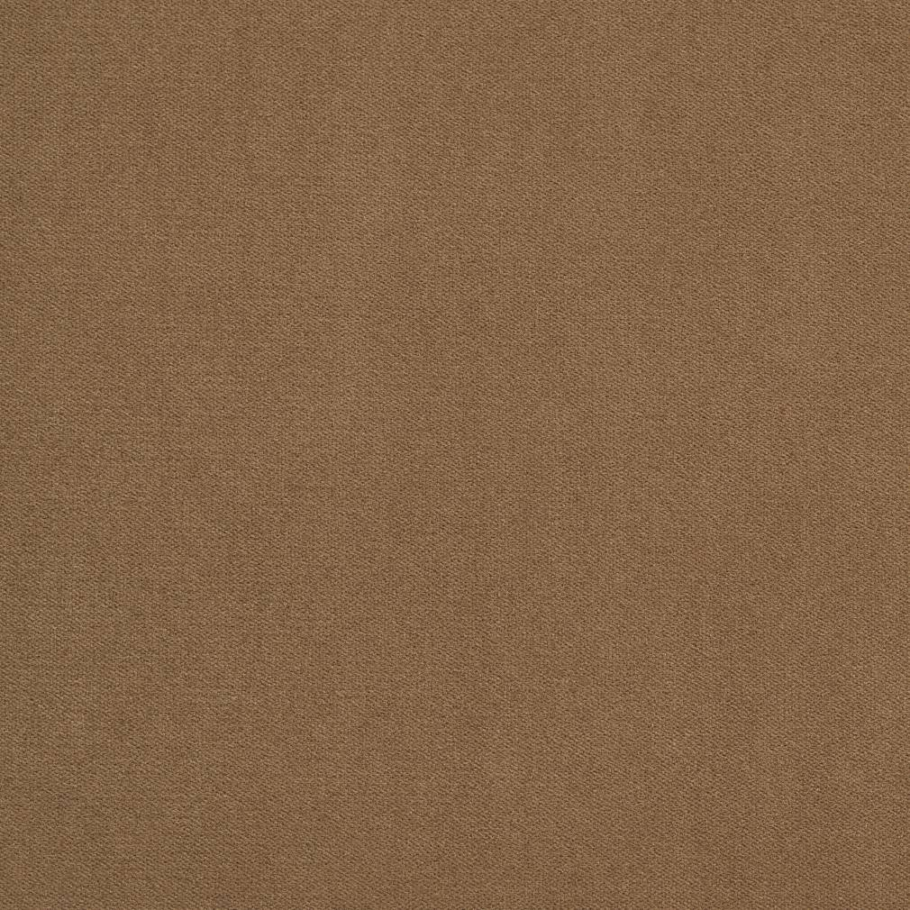 Essentials Crypton Performance Abrasion Stain Fade Resistant Velvet Upholstery Fabric / Saddle