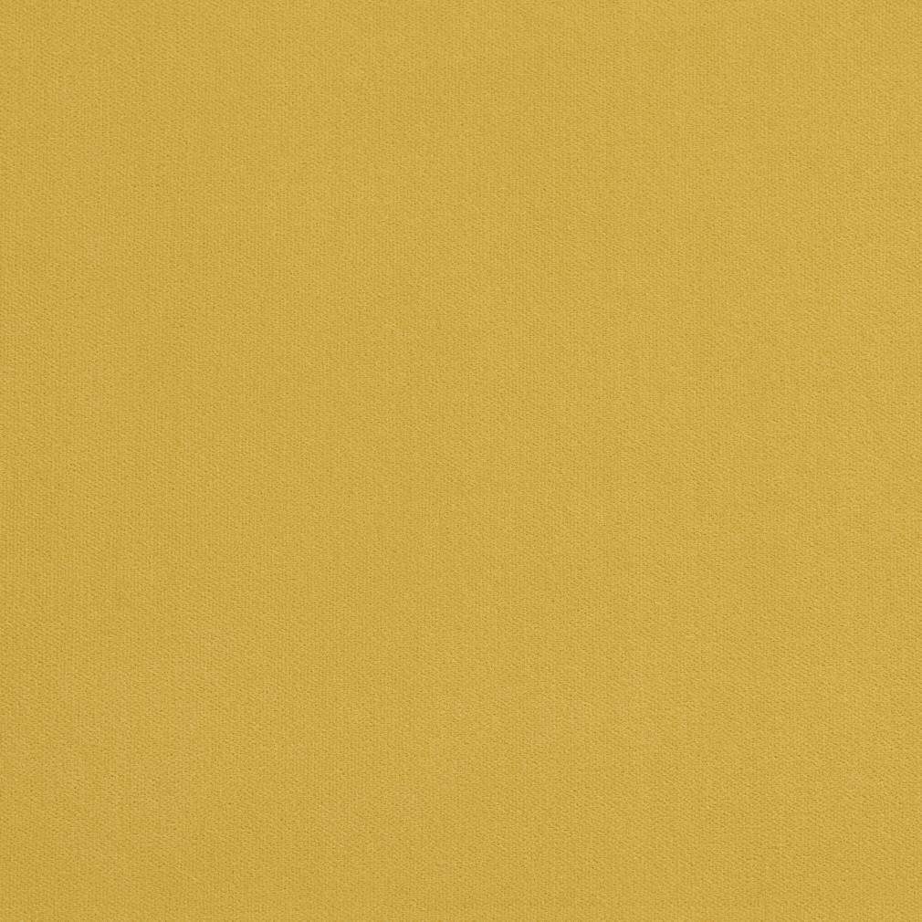 Essentials Yellow Crypton Performance Abrasion Stain Fade Resistant Velvet Upholstery Fabric / Sunshine