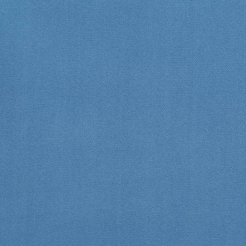 Essentials  Crypton Performance Abrasion Stain Fade Resistant Velvet Upholstery Fabric / Sky Blue