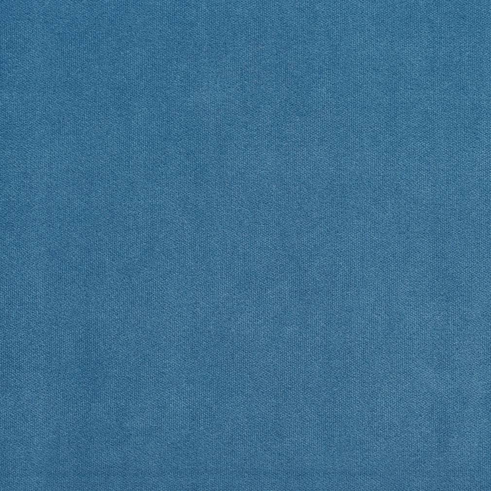 Essentials  Blue Crypton Performance Abrasion Stain Fade Resistant Velvet Upholstery Fabric / Robin Egg