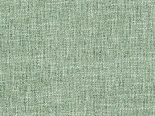 Load image into Gallery viewer, Water & Stain Resistant Heavy Duty Blue Seafoam Mint Green Jade Mid Century Modern Heathered Tweed Upholstery Drapery Fabric FB-ATX