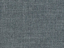 Load image into Gallery viewer, Water & Stain Resistant Heavy Duty Greige Gray Neutral Steel Blue Mid Century Modern Heathered Tweed Upholstery Drapery Fabric FB-ATX