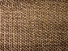 Load image into Gallery viewer, Mid Century Modern MCM Faux Linen Glazed Textured Latte Beige Neutral Toast Taupe Cafe Brown Chocolate Upholstery Drapery Fabric RMC-SMII