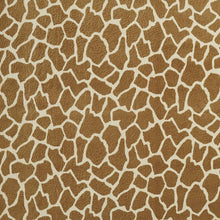 Load image into Gallery viewer, Essentials Performance Stain Resistant Microfiber Upholstery Fabric / Buff Giraffe