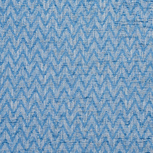 Load image into Gallery viewer, Essentials Heavy Duty Upholstery Drapery Сhevron Fabric / Blue