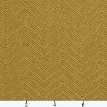 Load image into Gallery viewer, Essentials Upholstery Drapery Сhevron Fabric / Olive