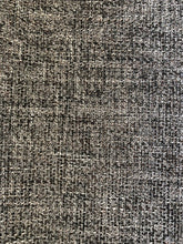 Load image into Gallery viewer, Charcoal Gray Mid Century Upholstery Fabric / Dandy