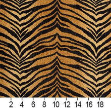 Load image into Gallery viewer, Essentials Performance Stain Resistant Microfiber Upholstery Fabric /  Tiger
