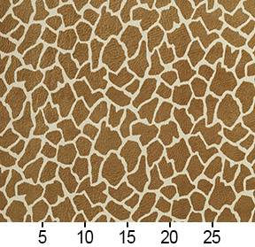 Essentials Performance Stain Resistant Microfiber Upholstery Fabric / Buff Giraffe
