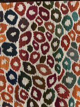 Load image into Gallery viewer, Furocious Fabric Animal Print Leopard Jaguar Upholstery Fabric / Fiesta