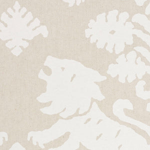 Schumacher Regalia Fabric / Natural